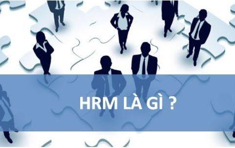 Lợi ích khi triển khai phần mềm HRM.