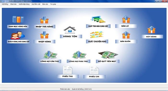 Lập trình phần mềm
