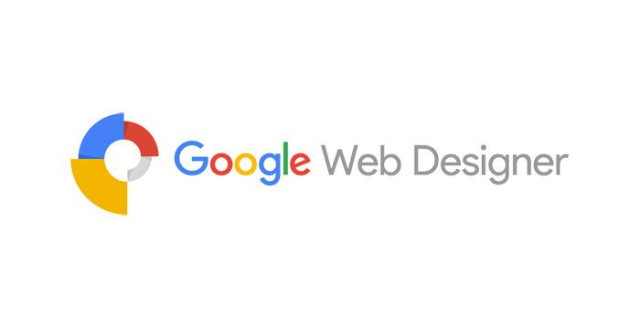 ứng dụng thiết kế giao diện web google web designer