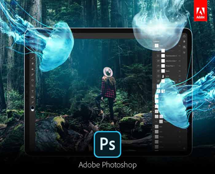 Thiết kế giao diện web photoshop