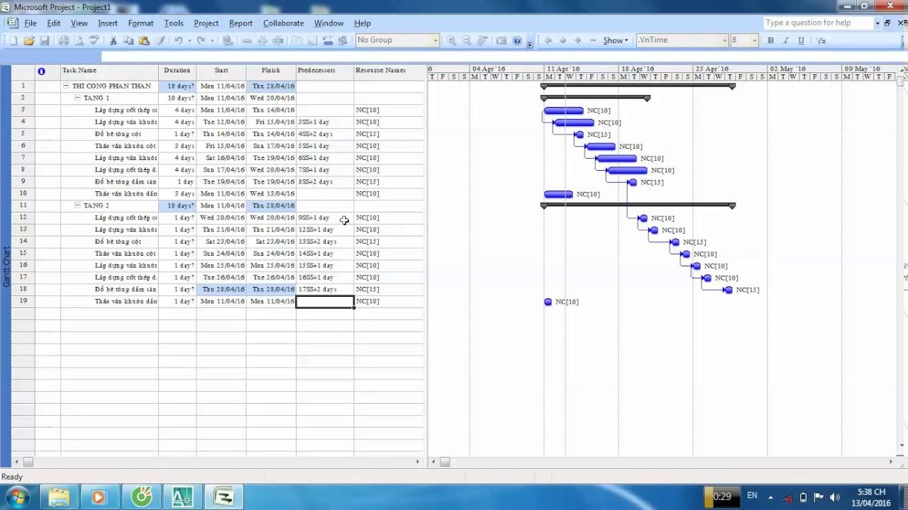 phần mềm quản lý công việc nhóm