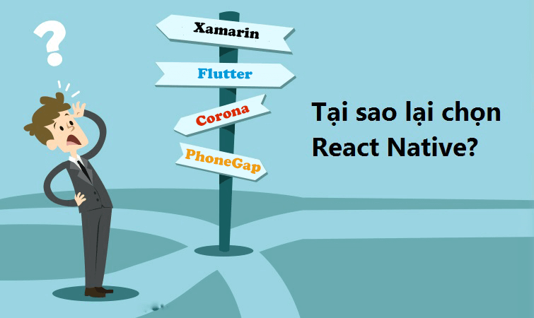 Tại sao nên học React native?
