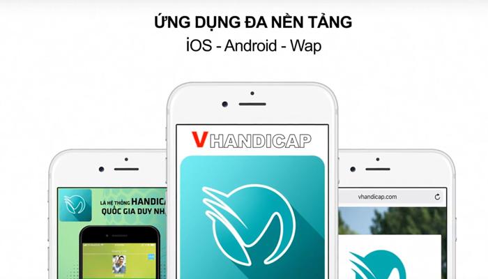 Phần mềm VHandicap và những tính năng nổi bật