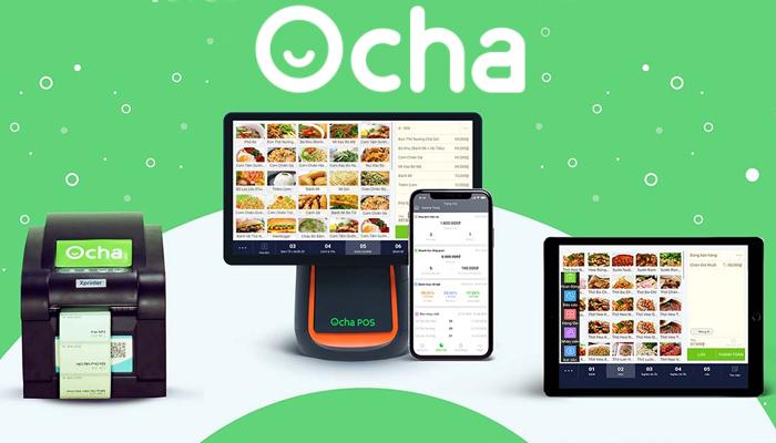 Phần mềm POS cho cửa hàng thực phẩm - Ocha